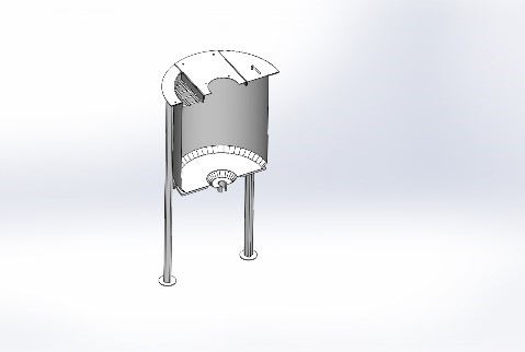 toffee mixing tank 2